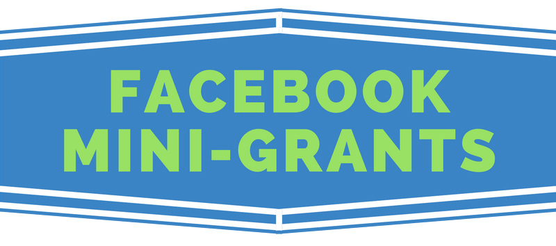Facebook Mini-Grants for Local Nonprofits
